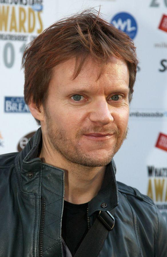 Marc Warren at the