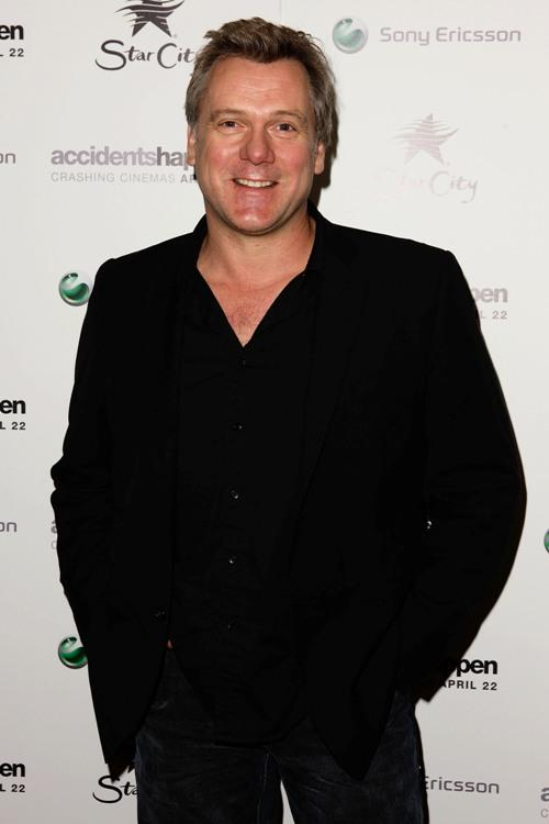 Erik Thomson at the premiere of