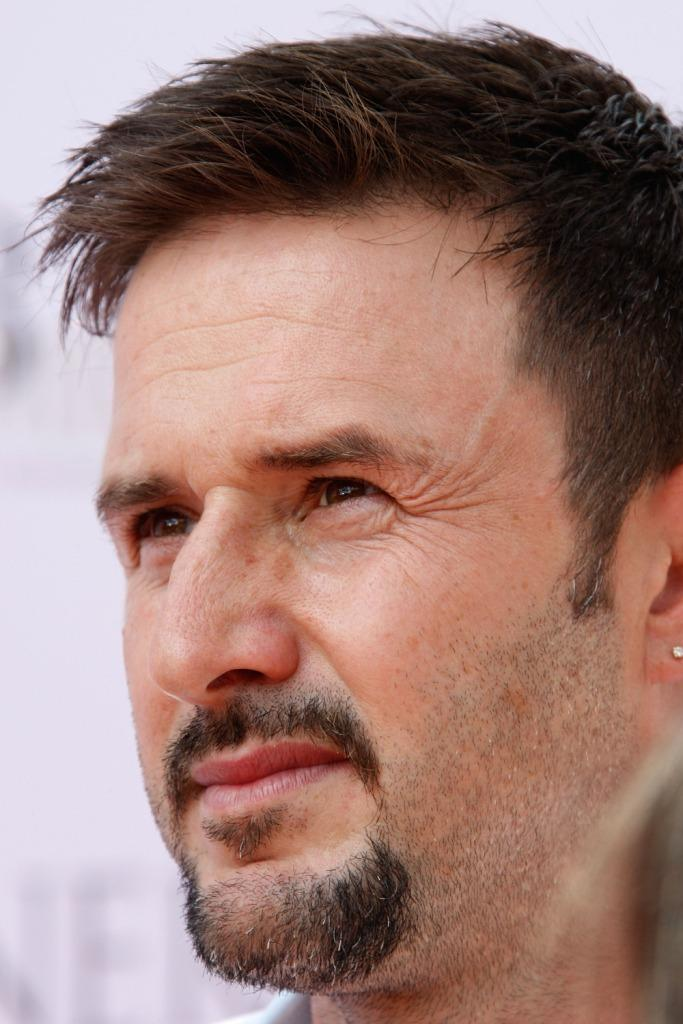 David Arquette attends the Kinerase Skincare Celebration on the Pier hosted by Courtney Cox to benefit the EV Medical Research Foundation.