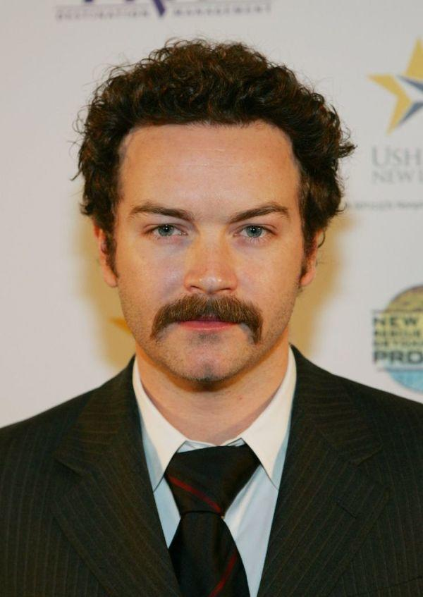 Danny Masterson at the Project Restart And New York Rescue Workers Detoxification Project.