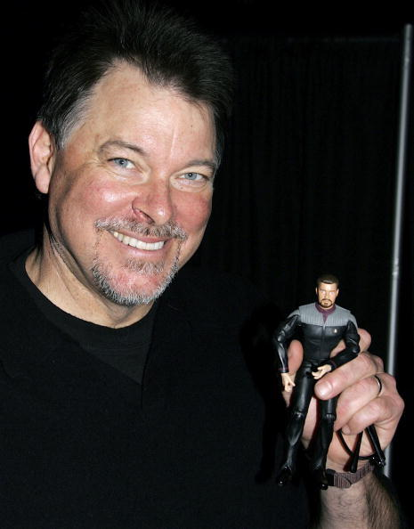 Jonathan Frakes at the Creation Entertainment's Grand Slam XIV: The Sci-Fi Summit.