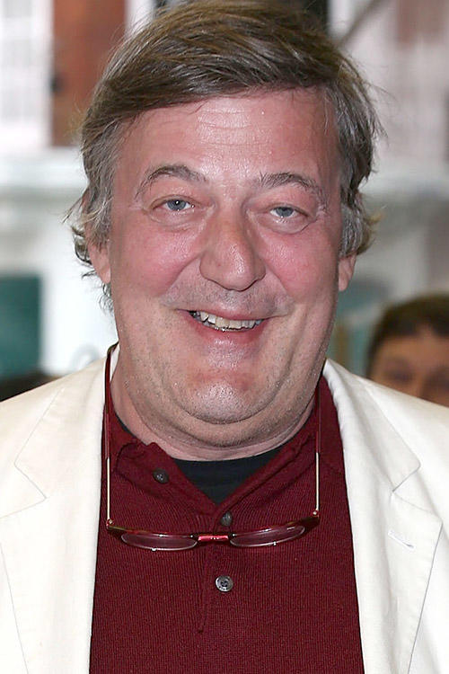 Stephen Fry at a screening of