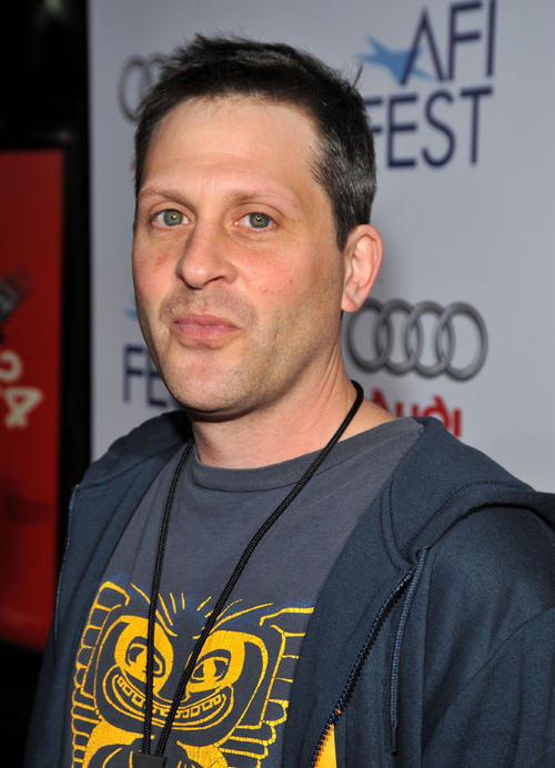 Joey Garfield at the 2008 AFI FEST in California.