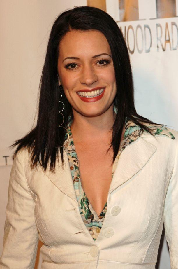 Paget Brewster at the JHRTS