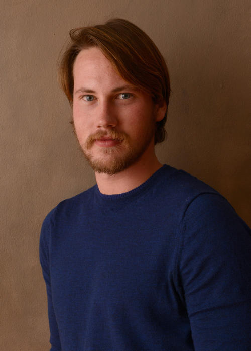 John Robinson at the Portrait Studio during the 2013 Sundance Film Festival in Utah.