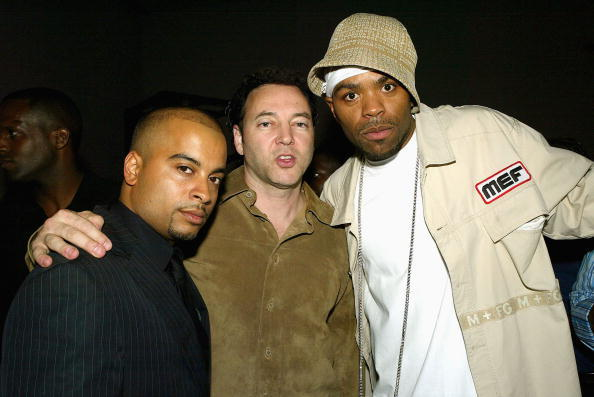 Redman and Method Man at the 2004 Fox Network TCA Summer Party.