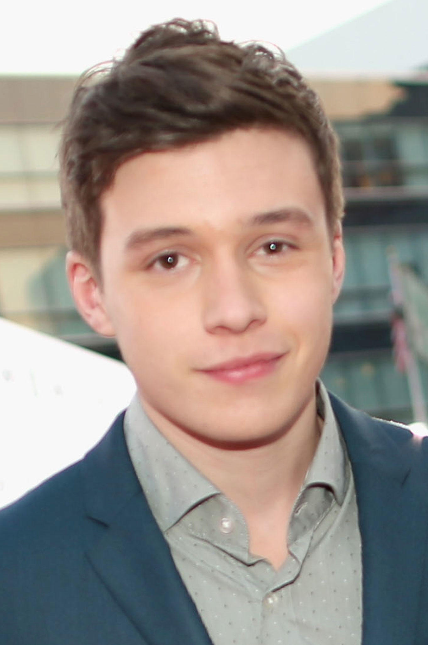 Nick Robinson Pictures...