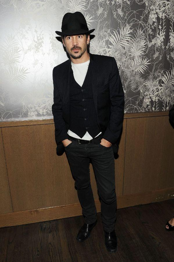 Colin Farrell at the after party of the New York premiere of