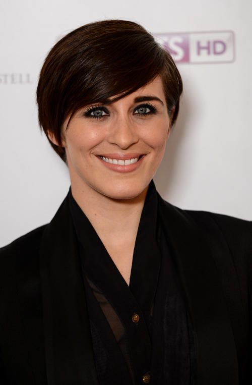 Vicky McClure at the South Bank Sky Arts Awards in London.