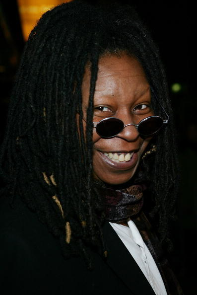 whoopi goldberg coloring pages - photo#22
