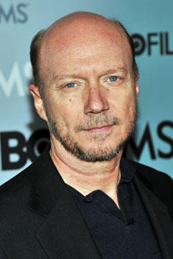 Paul Haggis attends the HBO Films & The Cinema Society screening of 'Sunset Limited' at Time Warner Screening Room.