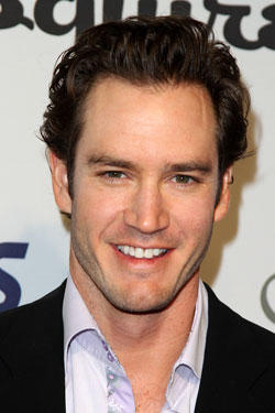 Mark-Paul Gosselaar arrives at the Oceana benefit at Esquire House LA.