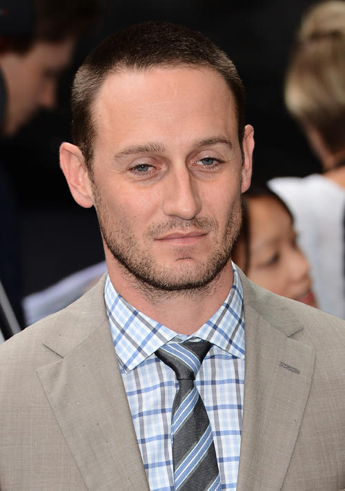 Josh Stewart at the European premiere of