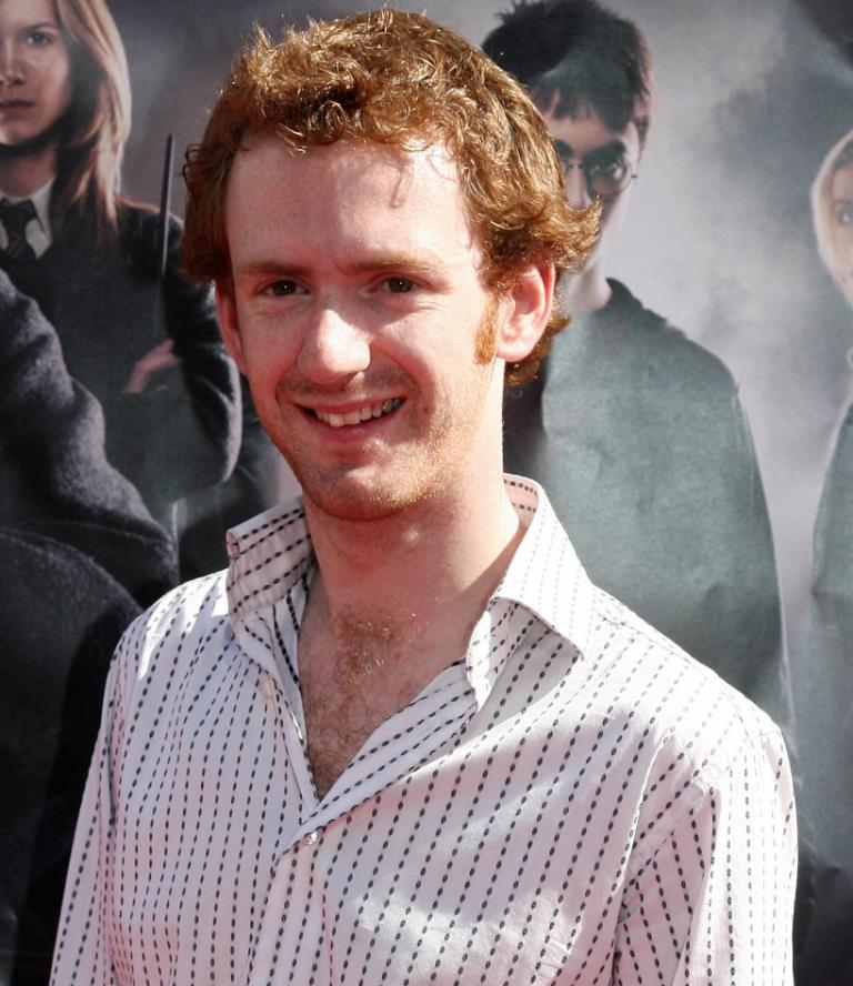 Chris Rankin at the US premiere of