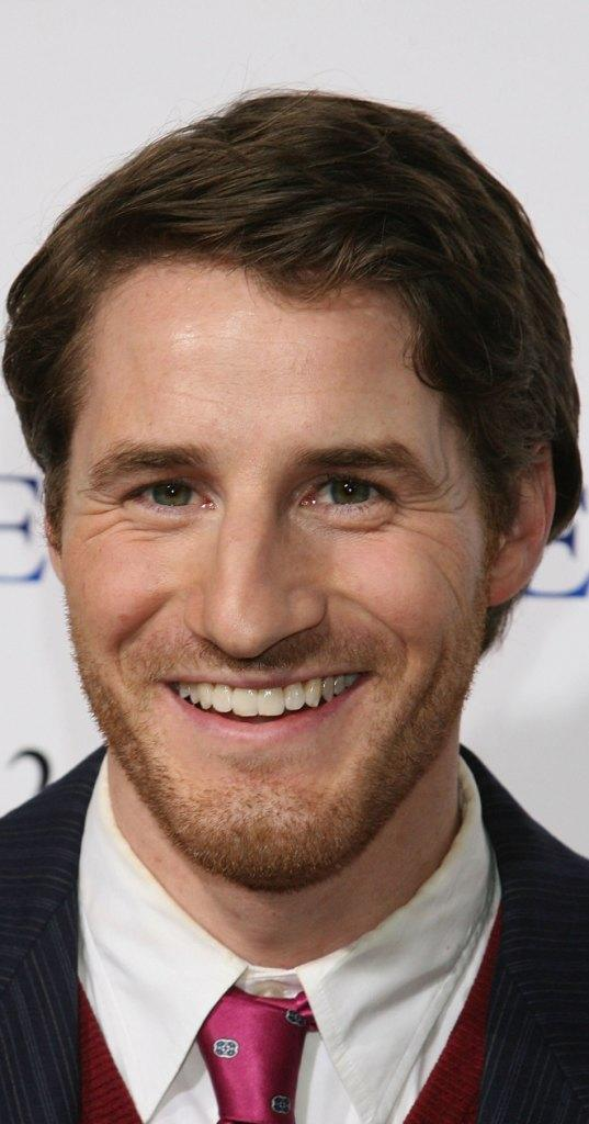 Sam Jaeger at the premiere of