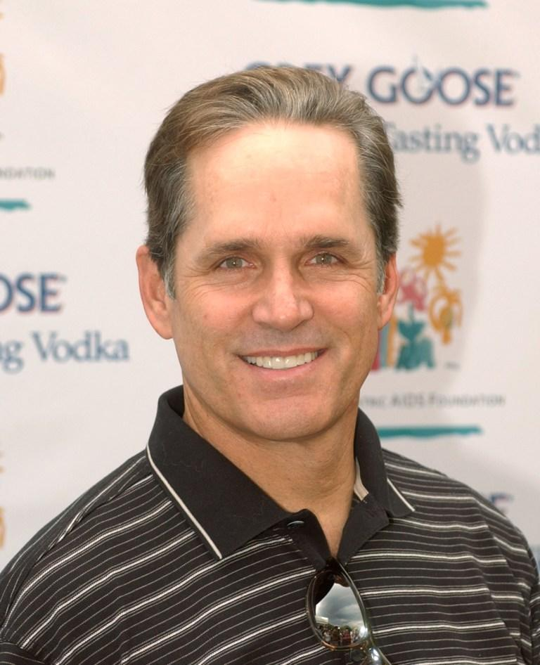 Gregory Harrison at the Elizabeth Glaser Pediatrics AIDS Foundation Celebrity Golf Classic.