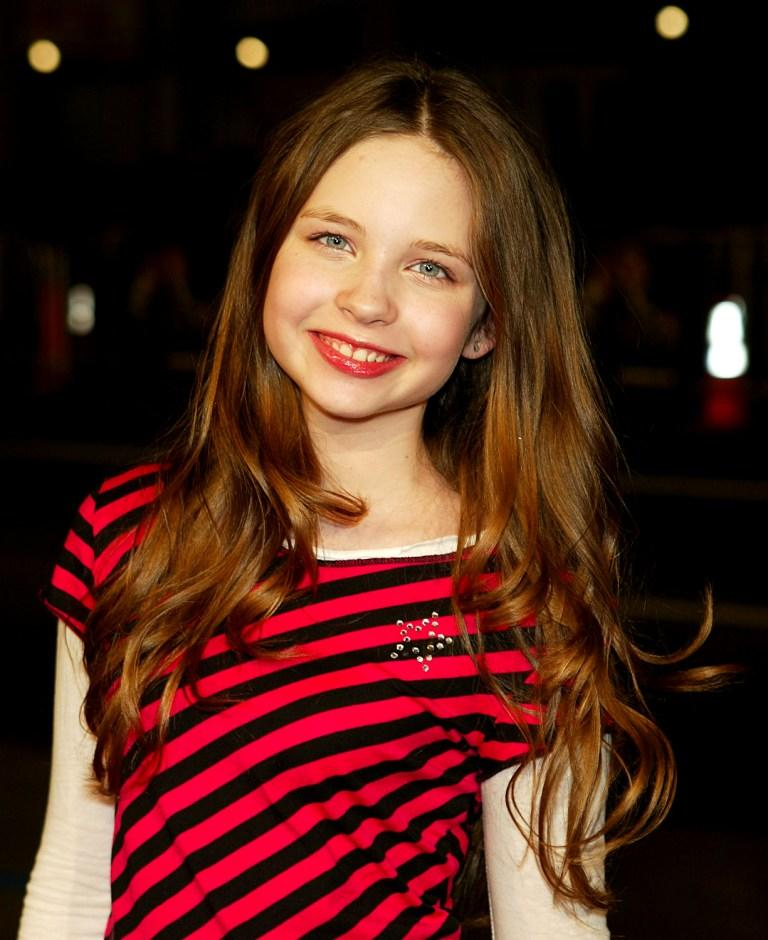 Daveigh Chase photos