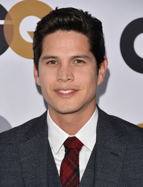 J.D. Pardo at the GQ Men Of The Year party in California.