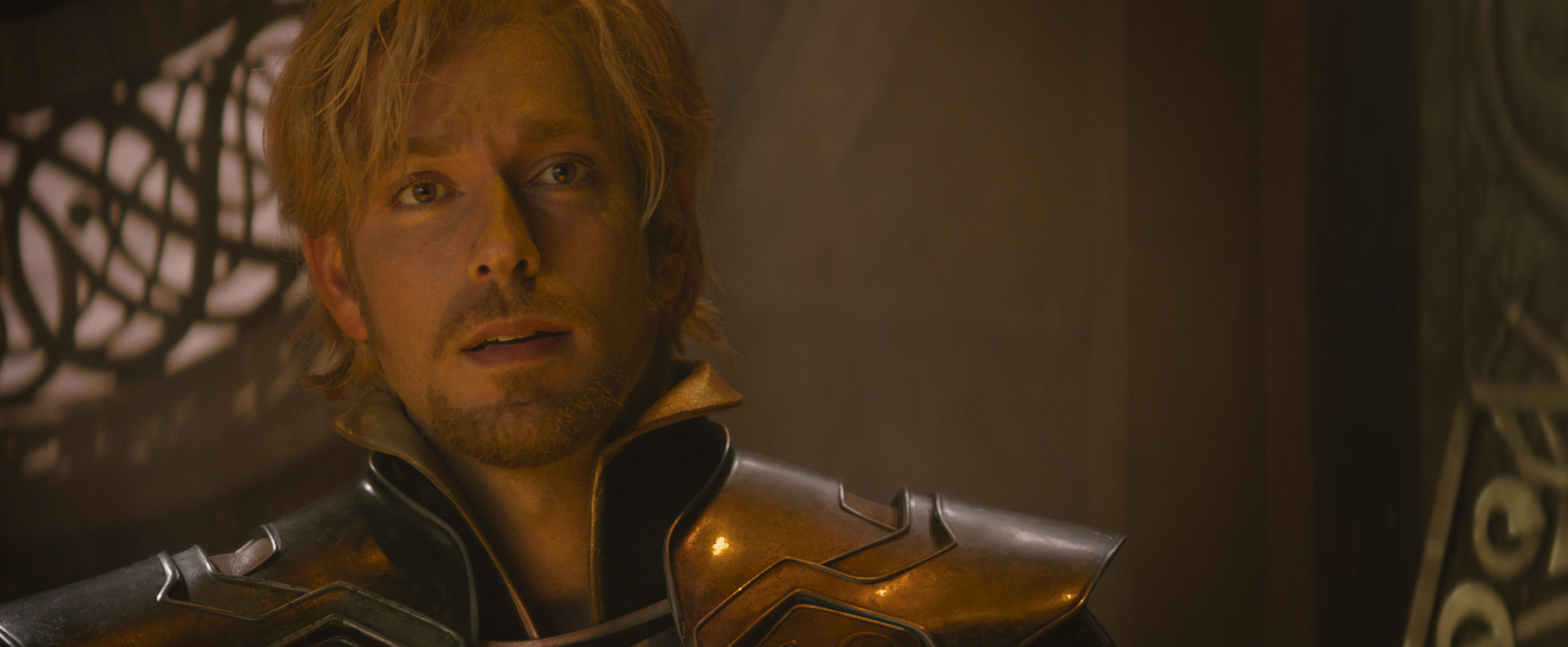 Zachary Levi as Fandral in