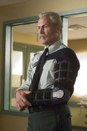 William Hurt as General Thunderbolt in