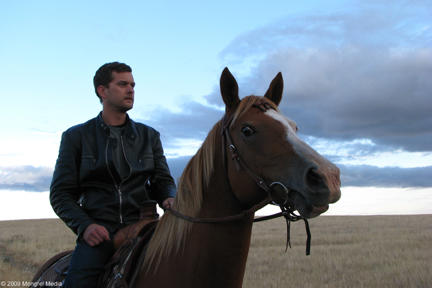 Joshua Jackson as Ben in