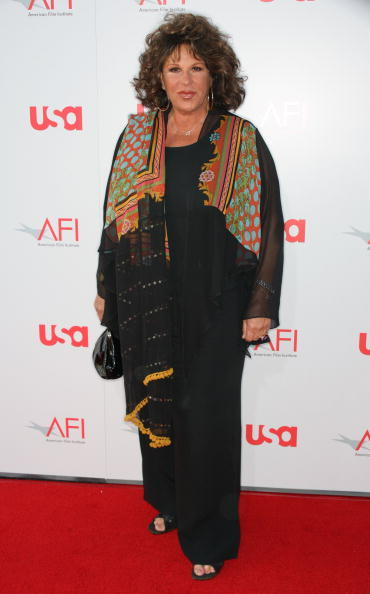 Lainie Kazan at the 36th AFI Life Achievement Award.