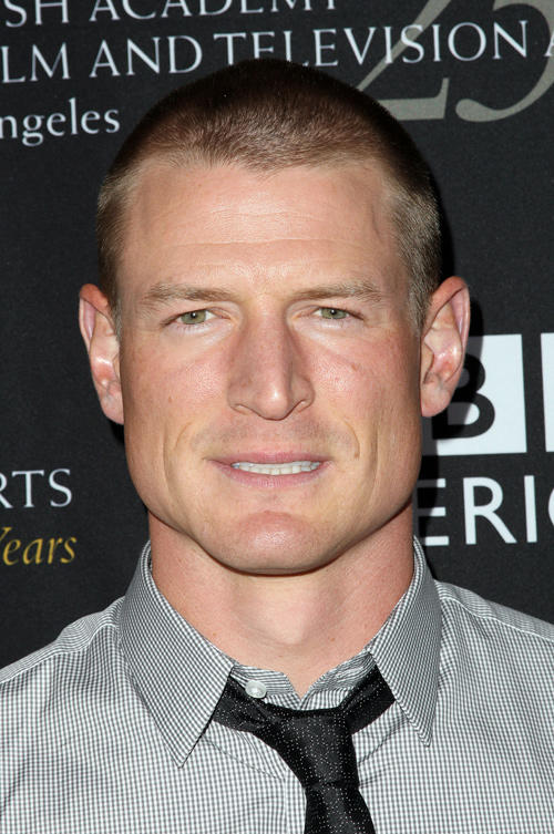 Philip Winchester at the BAFTA LA TV Tea 2012 in California.