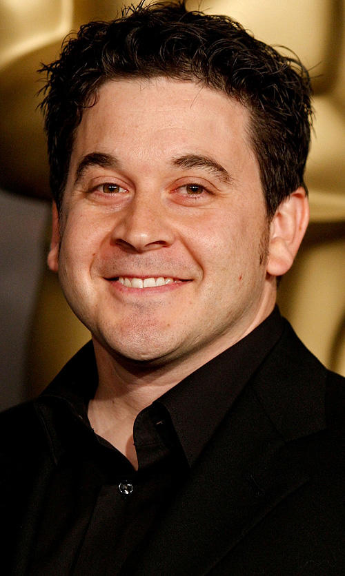 Gary Rizzo at the 2009 Oscar Nominees Luncheon.