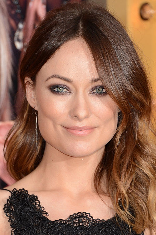 Olivia Wilde at the premiere