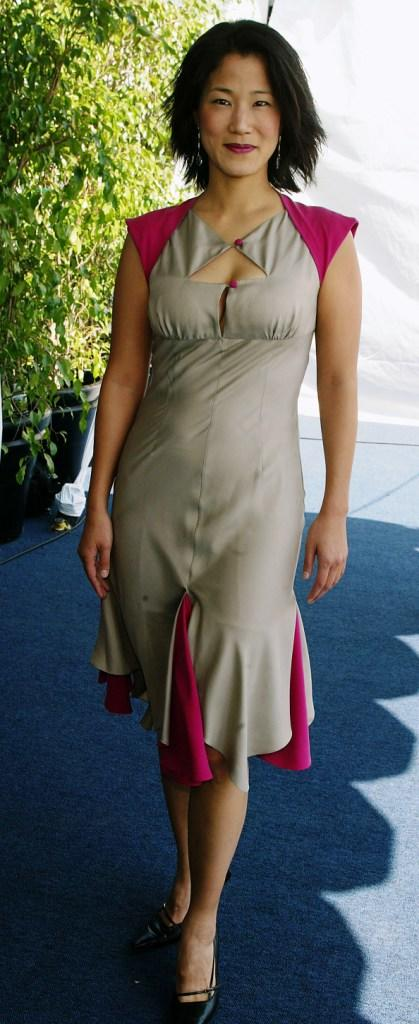 Jacqueline Kim at the 2003 IFP Independent Spirit Awards.