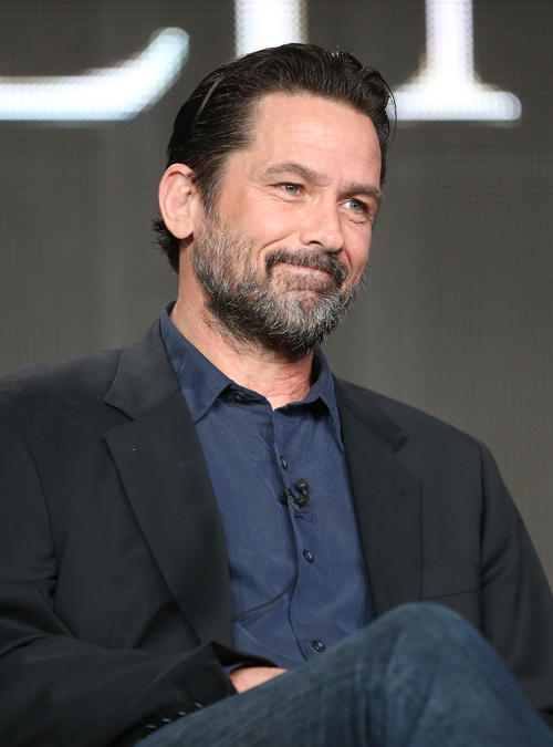 Billy Campbell at the 2013 Winter TCA Tour - Day 1.