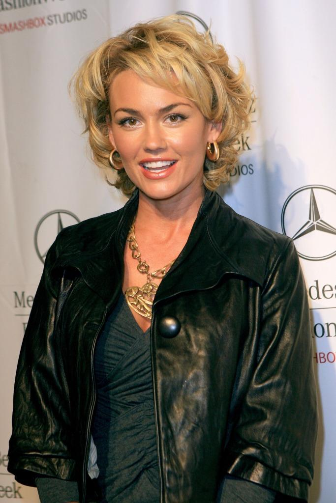 Kelly Carlson Hairstyles Hairstyles By Unixcode