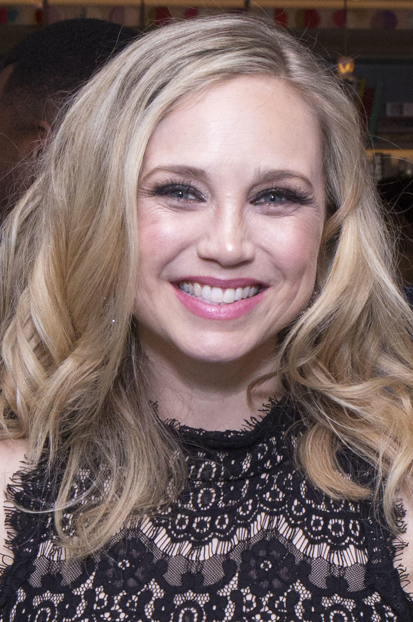 Watch Fiona Gubelmann video