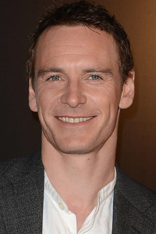 Michael Fassbender attends the