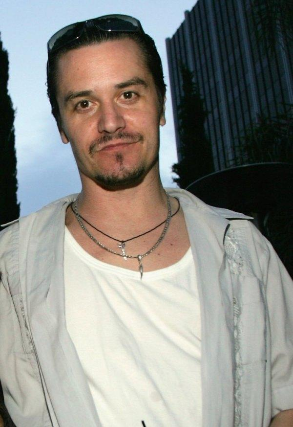 Mike Patton at the after party of the premiere of