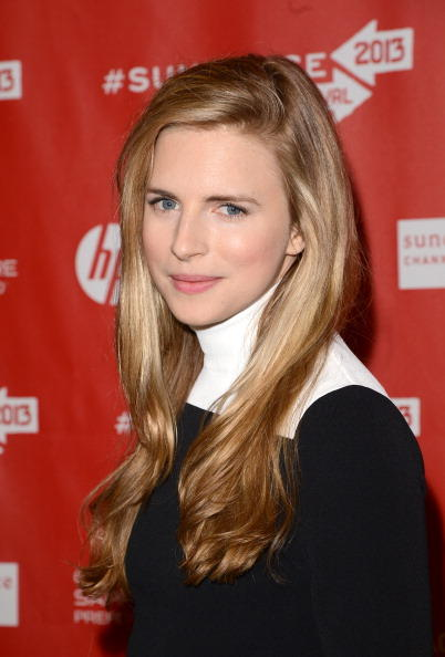 Brit Marling at the Sundance Film Festival.