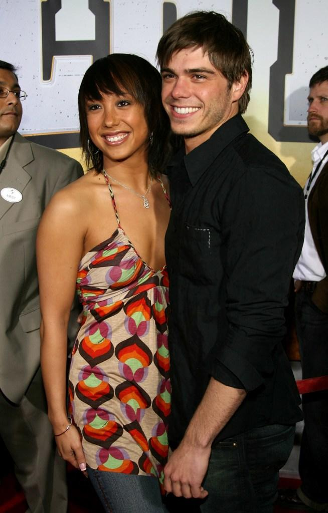 Matthew lawrence and heidi mueller