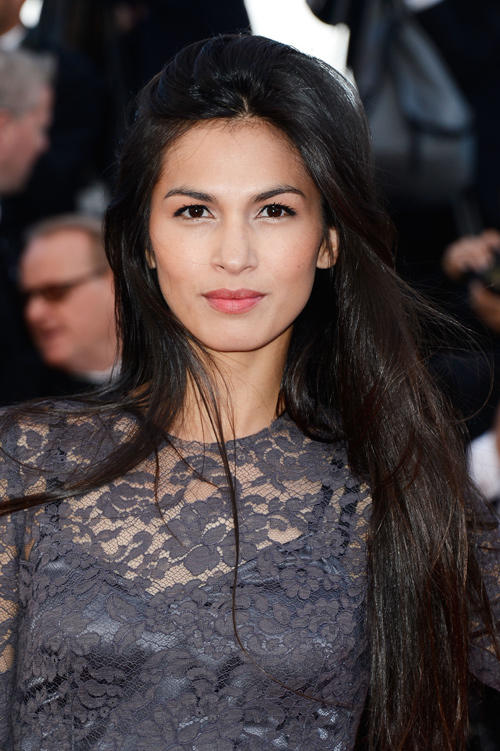 Elodie Yung at the premiere of