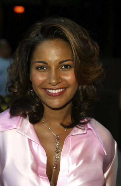 Salli Richardson-Whitfield at the L.A. screening of