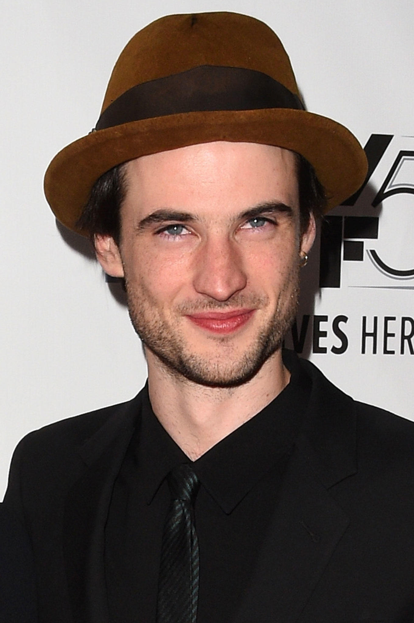 Tom Sturridge at the NY premiere for