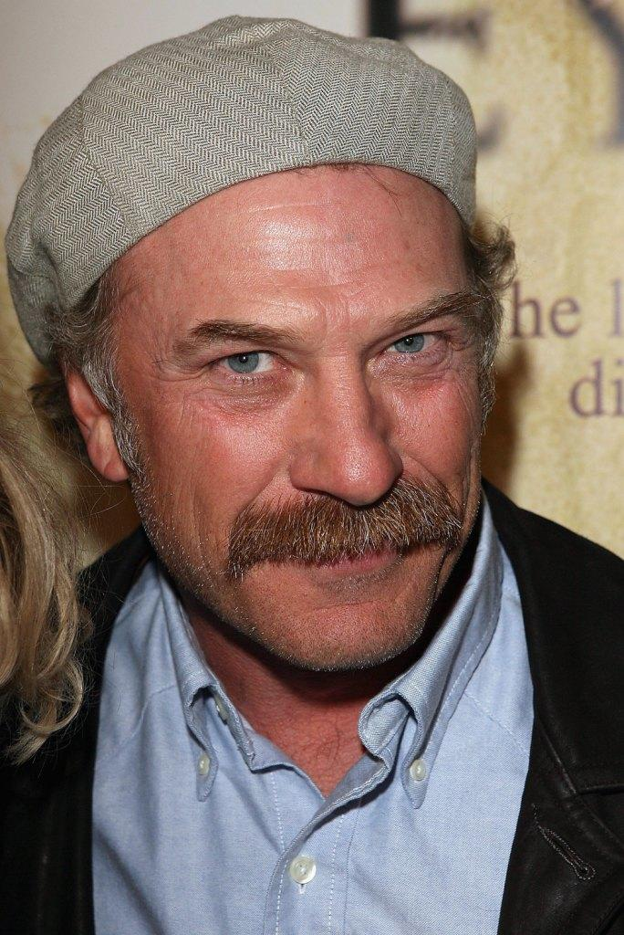 Ted Levine at the premiere of