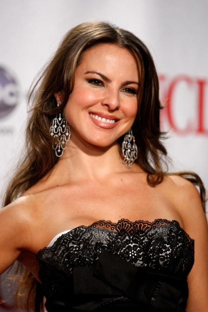 Kate del Castillo at the 2008 ALMA Awards.