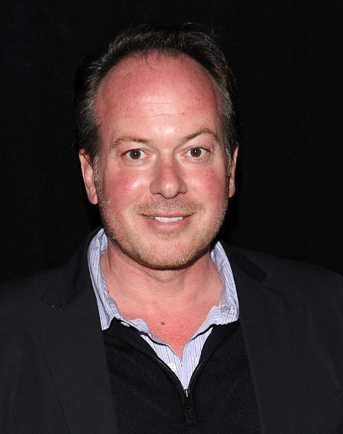 Tom McGrath at the New York premiere of