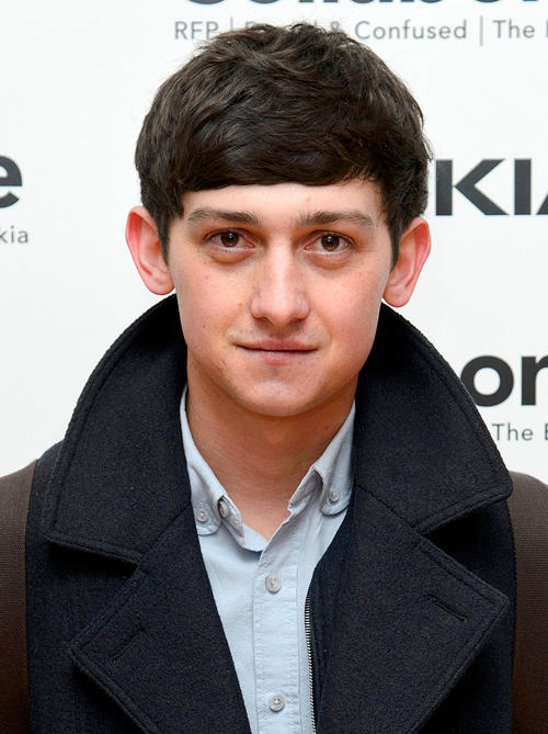 Craig Roberts at the premiere of Rankin Collabor8te in London.