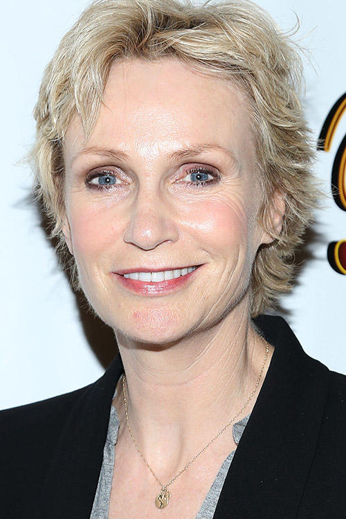 Jane Lynch at the opening night for