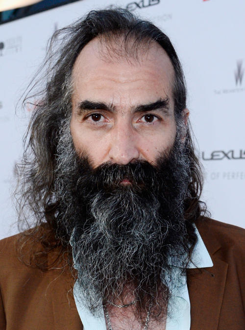 Composer Warren Ellis at the California premiere of