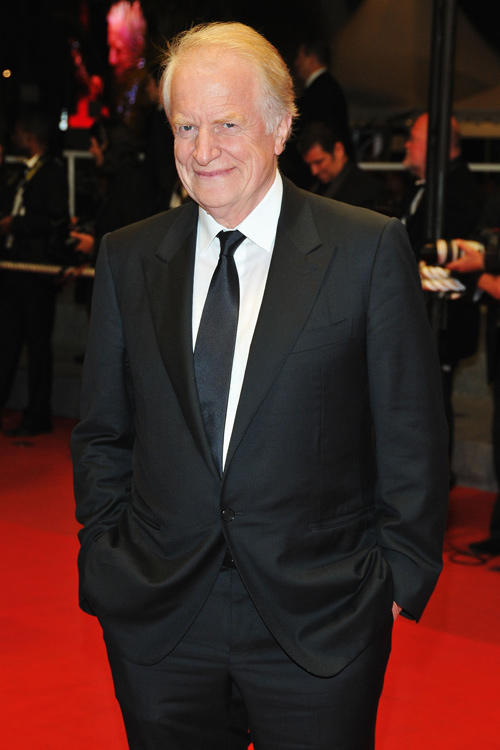 Andre Dussolier at the premiere of