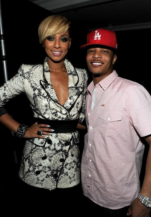Keri Hilson and Tip