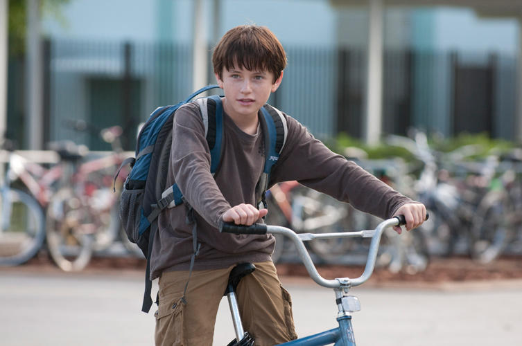 Nathan Gamble as Sawyer Nelson in
