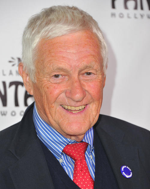 Orson Bean at the Los Angeles opening night of
